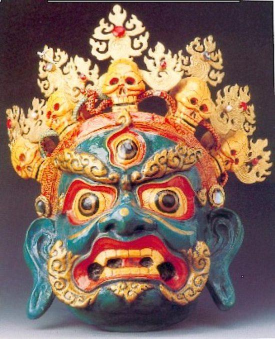 бог Ямараджу