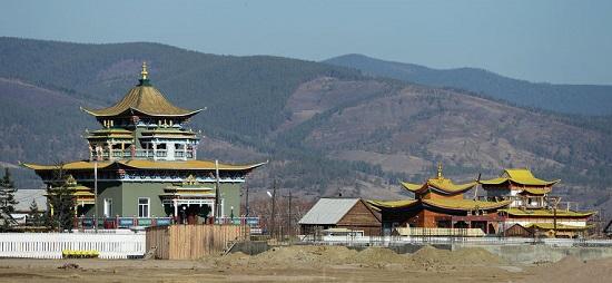 храмы комплекса
