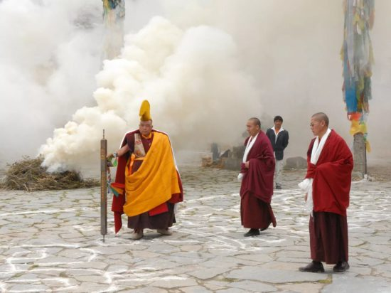 Буддизм и шаманизм