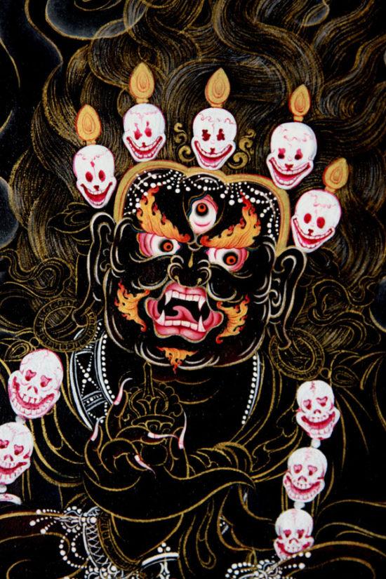 изображение духа в буддизме