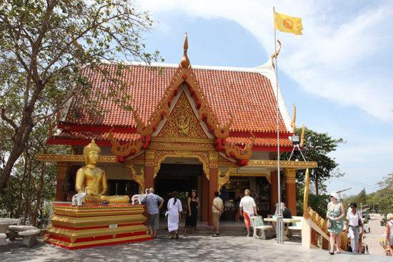 Здание храма Большого Будды