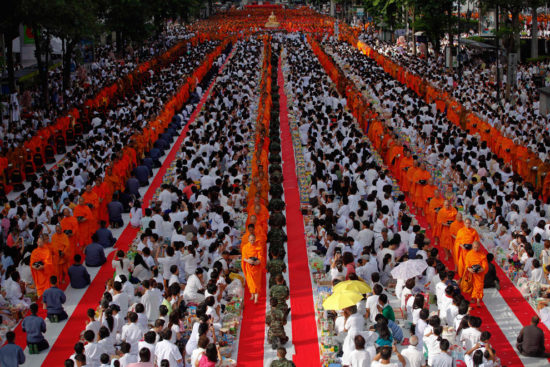 Весак в буддизме