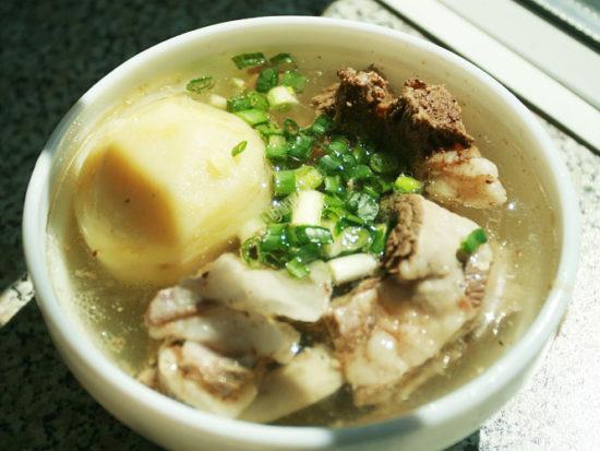 Бурятский суп