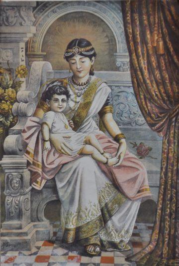 тетя Будды