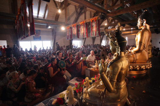 Буддизм в Германии