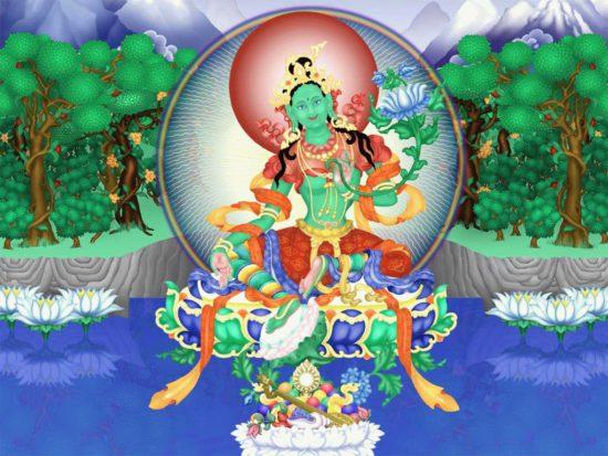 символика Ваджраяны