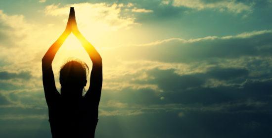 молитва и медитация на рассвете