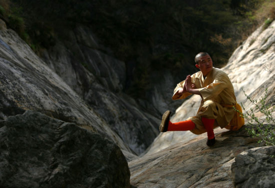 монах Шаолинь