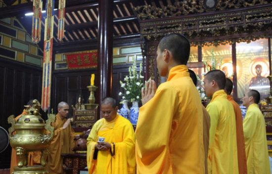 храм во Вьетнаме