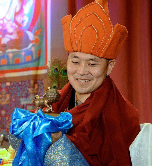 буддийский лидер республики