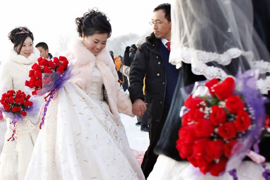 свадьба в Харбине