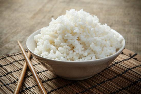 японский рис гохан
