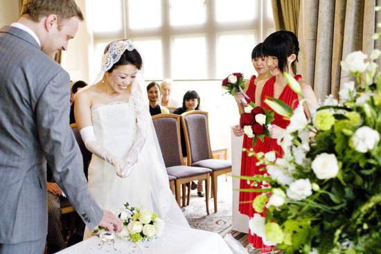 смешанные браки в японии