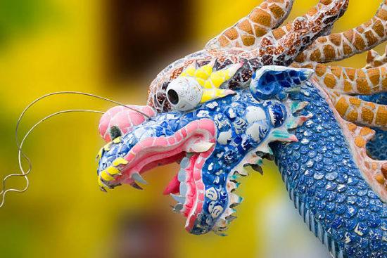 вьетнамский дракон