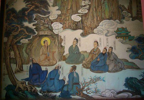 картина учение дао