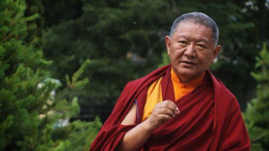 тибетский лама