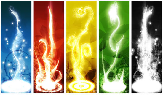 пять стихий в человеке