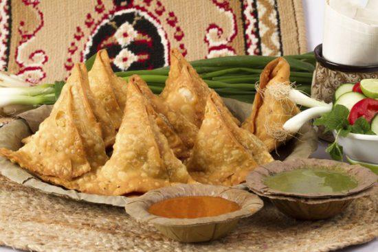 индийское блюдо