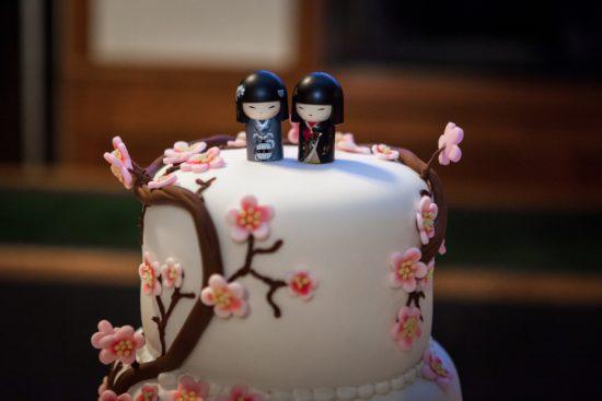 свадебный торт