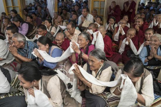 обряд буддийский