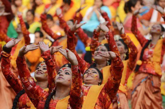 Праздник индуистский