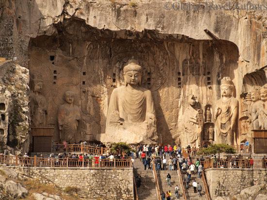 Китайский монастырь Луньмэнь