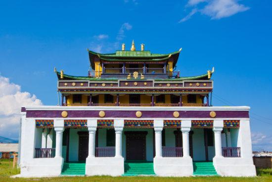 Памятник буддийской культуры