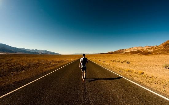 путь человека