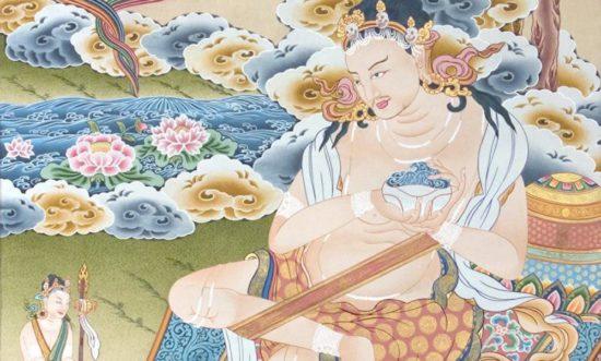 гуру в буддизме