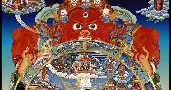 юдоли в буддизме