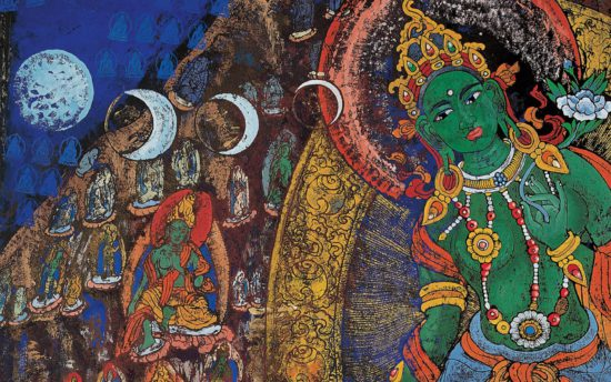 живопись тибета