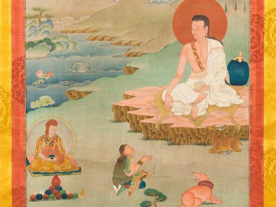 практика буддийская