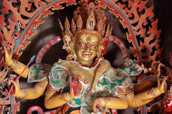 древняя религия Тибета