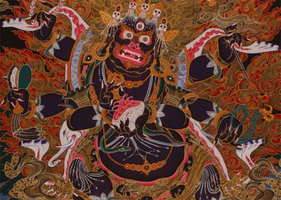 Демон в буддизме