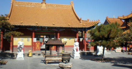 Храм ДаЧжао