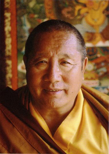 Гуру буддизма