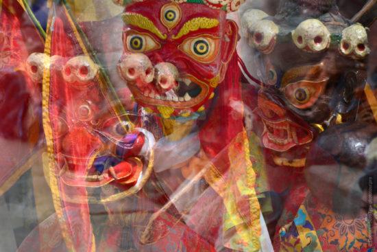 Духи Тибета