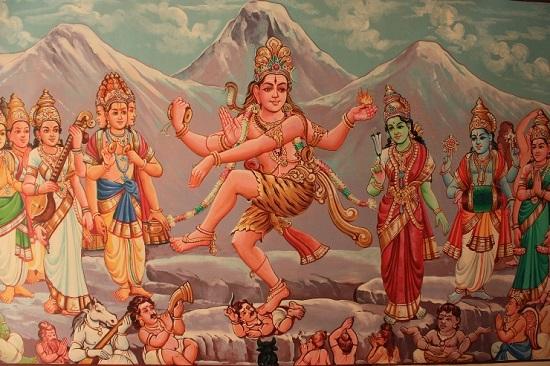 и индуистские боги