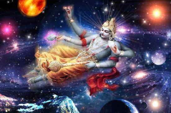 бог Вишну