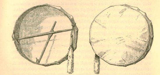 изображение бубна