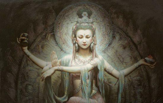 дакини в буддизме