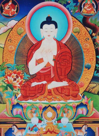 Будда на танке