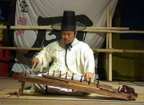 корейский инструмент