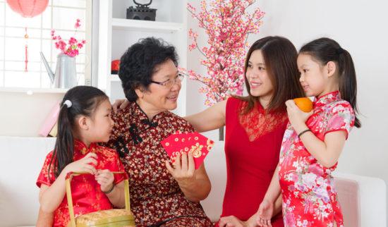 Китайцы дарят подарки