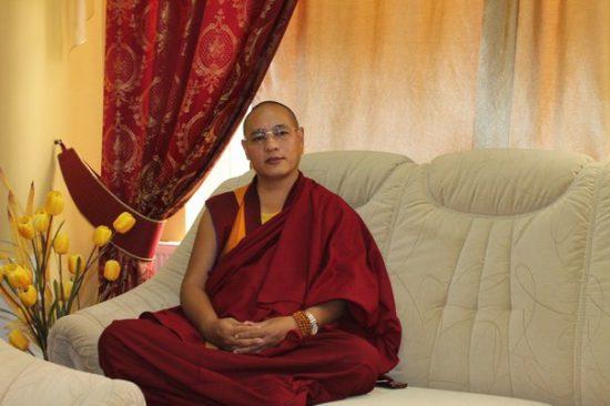 буддийский лама