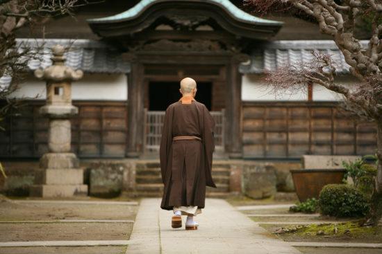Японский храм