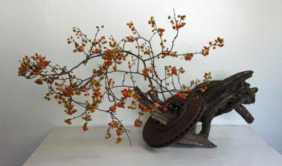 деревянные композиции