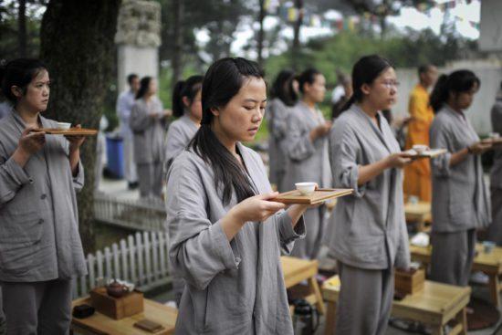 монахини сон-буддизма