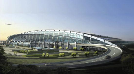 Аэропорт в Ухане
