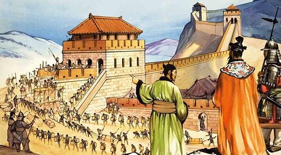 объединение стены